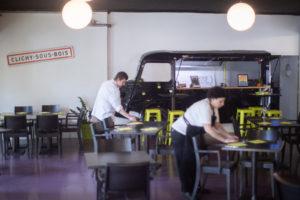CME Clichy sous Bois - La Traction